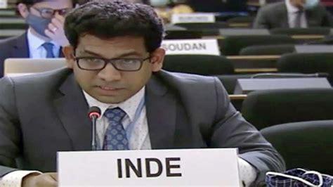 India slams OIC, Turkey, Pakistan over Kashmir in Geneva ...