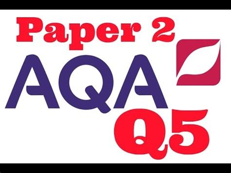 aqa paper  question  writing  persuade  salles youtube