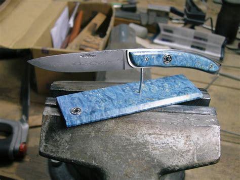 atelier de cuisine en gascogne prototypages coutelier david ponson artisan coutelier d 39