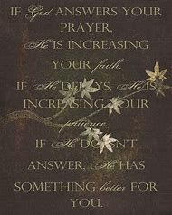 Latest HD Quotes About God Answering Prayers