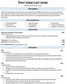 Top Legal Resume Templates Samples