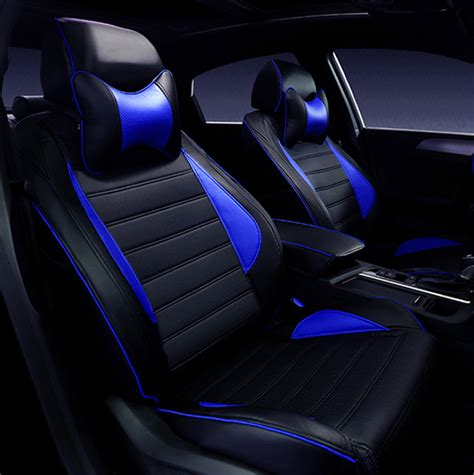 special leather car seat covers  honda accord fit city