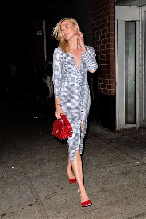 Karlie Kloss Haharry Josh Pre Met Gala Party New