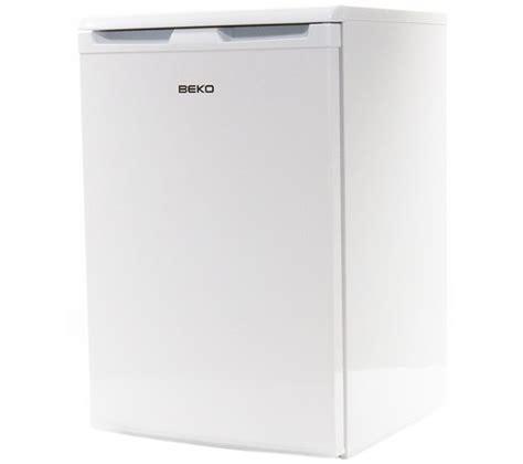 Buy BEKO LX5053W Undercounter Fridge   White   Free