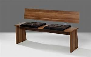 Korbstühle Für Esszimmer : esszimmer bank mit lehne eine coole einrichtungsidee ~ Indierocktalk.com Haus und Dekorationen