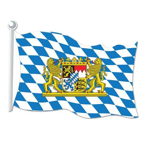 Bavarian Flag Cutout   Canuck Amusements and Merchandising ...