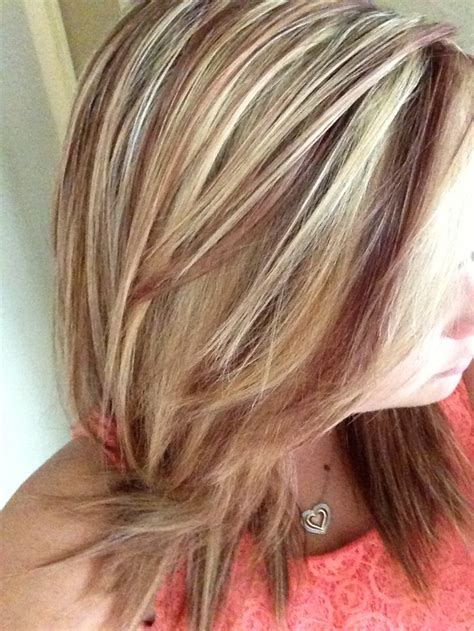 Fermesi Hair Color Red And Blonde Come See Me At Salon