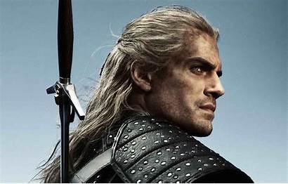 Witcher Henry Netflix Cavill Wallpapers Movie 4k