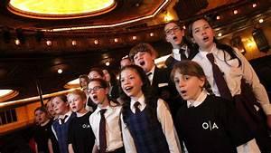 Children's Chorus prepares for opera debut: video ...