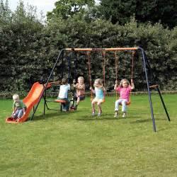 Kids Slide and Swing Sets