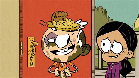 Image The Loud House April Fools Rules Ronnie Anne