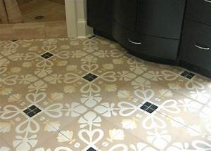 Peinture Carrelage Sol : peinture carrelage salle bain motifs accueil design et ~ Premium-room.com Idées de Décoration