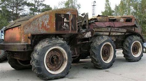 homemade 4x4 truck 1720 home made trucks russian cars youtube