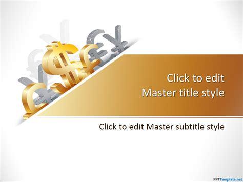 finance powerpoint template free finance ppt template