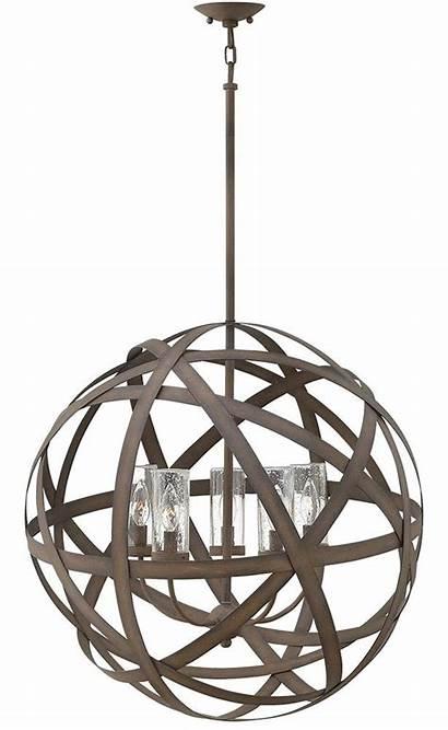 Hinkley Chandelier Globe Outdoor Iron Porch Lighting