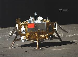 China's Moon Rover Snaps a View of Earth We Haven't Seen ...