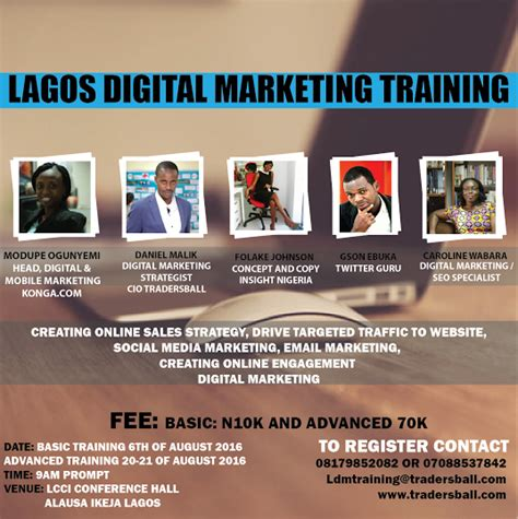 best digital marketing courses 2016 amebovilla about lagos digital marketing