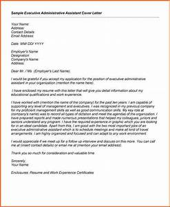 how to make a cover letter for administrative assistant - 5 cover letter administrative assistant budget template