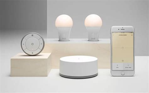Ikea Home Smart by Ikea Launches Smart Lights For Consumers 03 29 2017