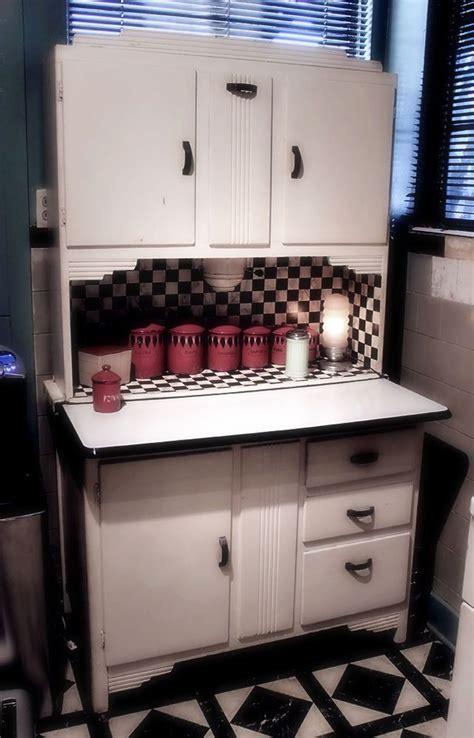 1920's/30's Original Art Deco Vintage Kitchen Hoosier