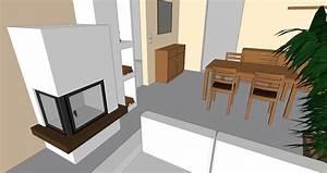 Baukosten Rechner 2016 : sketchup wohnzimmer 3d baublog werder bautagebuch und ~ Lizthompson.info Haus und Dekorationen