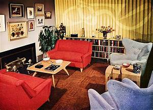 9 best 50s 60s interior trends images on pinterest With 50s interior design ideas