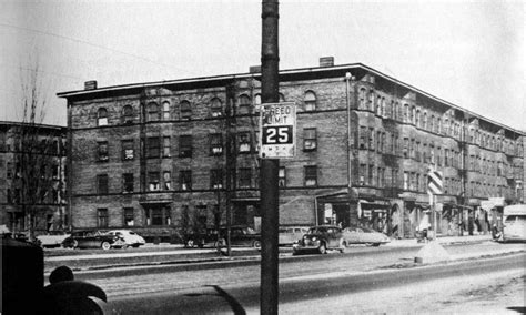 historic bronzeville apartment houses