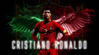 Ronaldo Portugal Soccer Cristiano Wallpapers Football Team