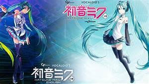 Top Vocaloid 3 Hatsune Miku Wallpapers