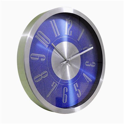 home decor wall clocks buy space wall clock living room d 233 cor metal wall