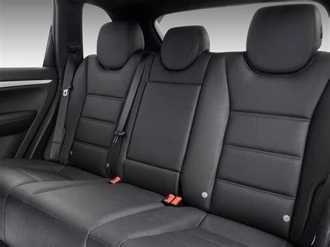 Cayenne Back Seat by 2009 Porsche Cayenne Turbo S Porsche Luxury Crossover