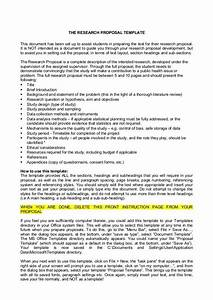 Example Of Research Methodology Proposal Good Essay Thesis Sample Of
