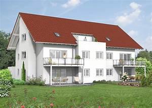 Wohnungen Mit Garten : mehrfamilienhaus bauen mit 2 3 4 5 6 7 8 10 wohnungen hausbau mit system schl sselfertige ~ Orissabook.com Haus und Dekorationen