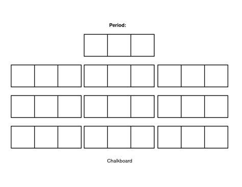 Free Classroom Seating Chart Maker Portablegasgrillwebercom
