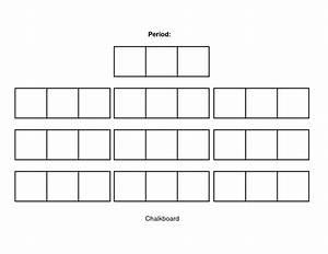 Free Classroom Seating Chart Maker