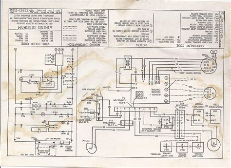 nordyne furnace wiring diagram e2eb 012ha nordyne electric electric furnace wiring anthonydpmann