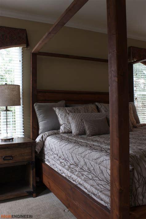 Bedroom: Best King Size Canopy Bed For Elegant Master