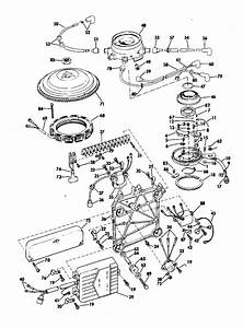 Johnson Distributor Group Parts For 1969 115hp 115esl69s