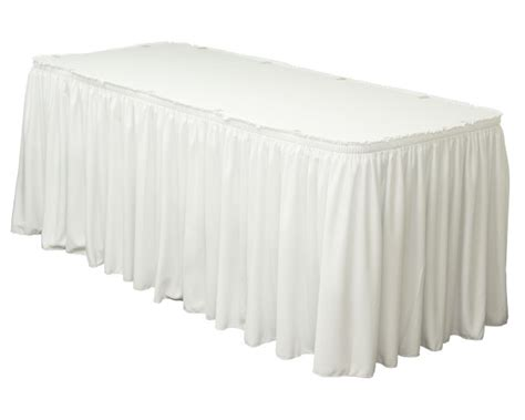 table cloth skirting design table skirts hoosier tent party rentals