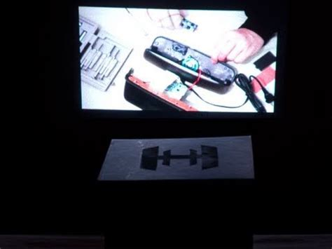 box projector youtube