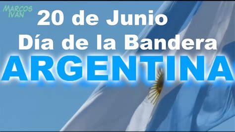 20 de junio dia de la bandera 2014