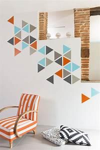 Diy Deco Murale : tableaux graphique ~ Dode.kayakingforconservation.com Idées de Décoration