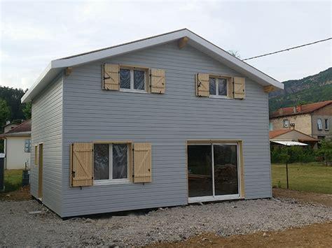 maison en bois drome maisons en ossature bois ou en bois massif rt 2012 maisons caract 200 re bois maison de r 234 ve en bois