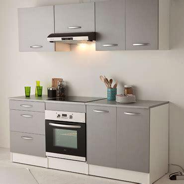 cuisine a emporter cuisine spoon color coloris gris vente de les cuisines prêts à emporter conforama