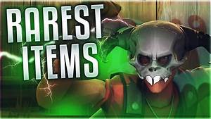 TF2 - The Rarest Items In Existence #1 - Unusual Spine ...