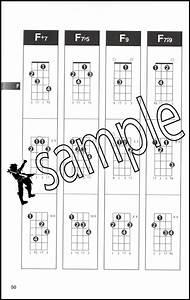 Hal Leonard Ukulele Chord Finder A5 Edition Chord Book