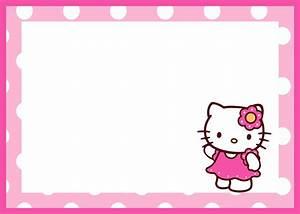 Hello Kitty Invitation Template Free Hello Kitty Free Printable Invitation Templates