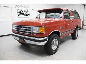 1987 Ford Bronco for Sale | ClassicCars.com | CC-1044786