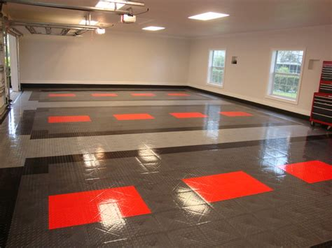 racedeck garage flooring ideas cool garages with cool cars contemporary shed salt
