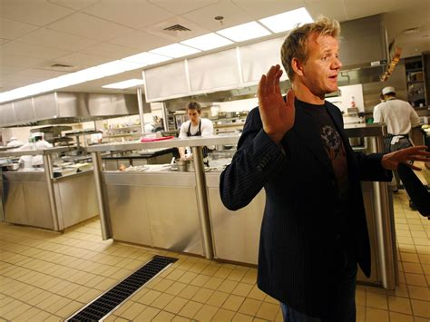 restaurants  gordon ramsays kitchen